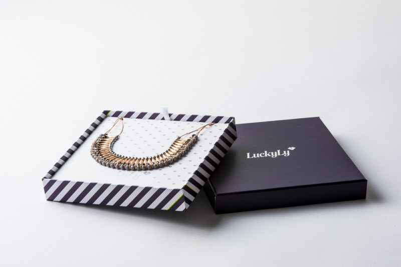 LuckyLy, una empresa de joyería fuera de lo ordinario - luckyly-collar