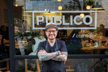 Pablo Salas, chef del Amaranta presenta una nueva propuesta en Público Comedor - PABLO-SALAS-5