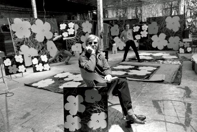 Andy Warhol: Ilustrador, artista y genio social - the-factory