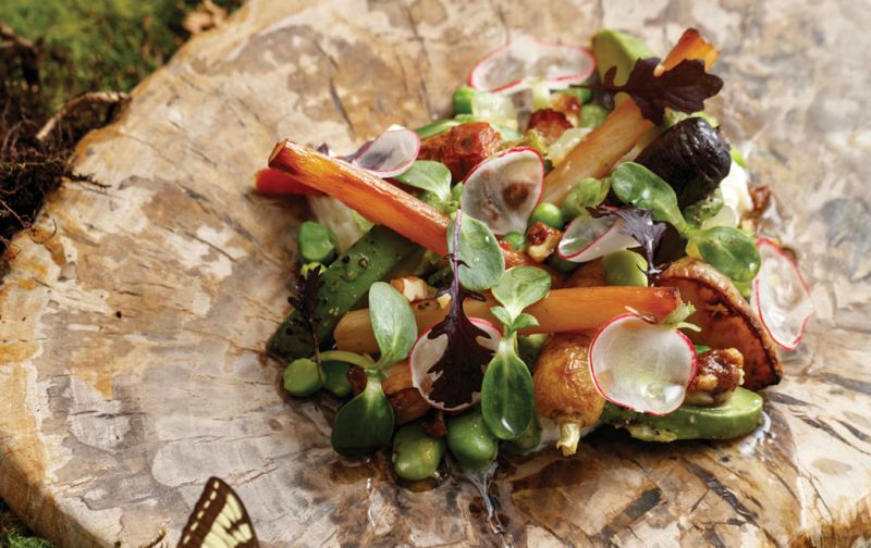 The Botanist, cocina contemporánea en Vancouver - thebotanist-4