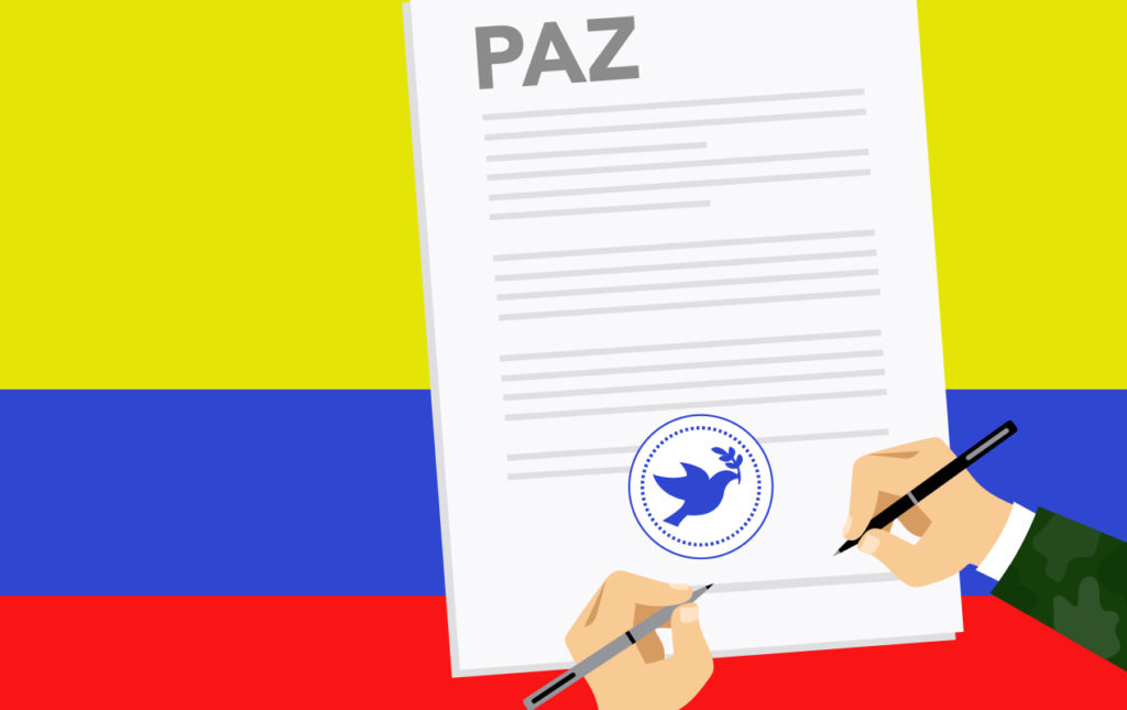 #WorldNews Las FARC crean partido político - World-News-FARC