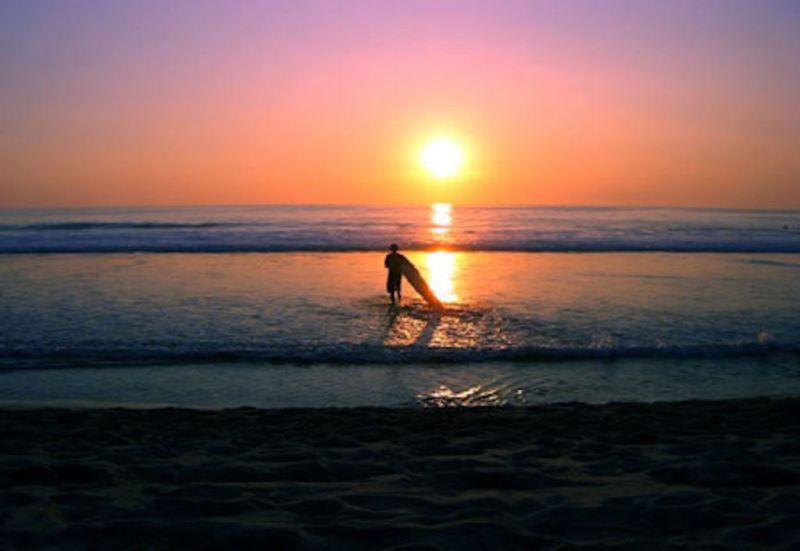 Las mejores playas para surfear en México - zicatela