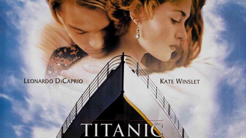 Películas noventeras que te regresarán a esa época - 1.-Titanic