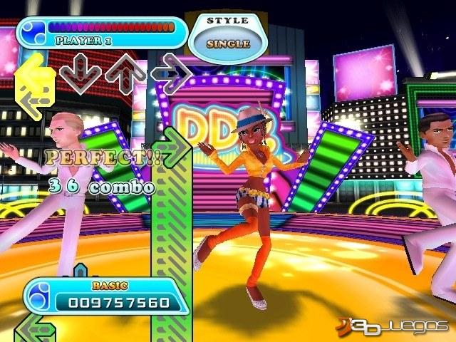 Los mejores videojuegos de los noventas. - 7.-Dance-Dance-Revolution