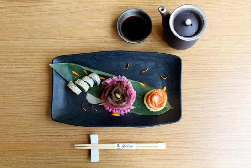 Los mejores restaurantes japoneses - Yoshimi
