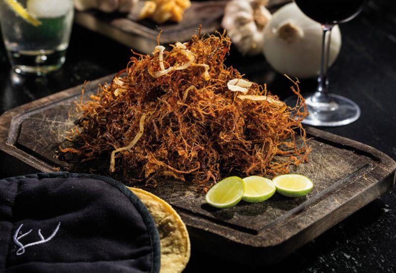Mochomos, riqueza sonorense - food_mochomos_shreddedbeef