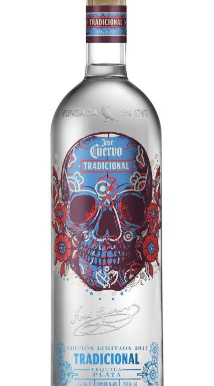 Tequila Cuervo Tradicional: edición limitada Calavera 2017 - CALAVERA PLAT MX
