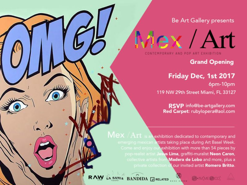 Fin de semana del 30 al 3 de diciembre - Fin-de-semana-MEX-ART-