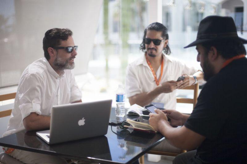 Los Cabos International Film Festival, una celebración al séptimo arte - Los-Cabos-Film-Festival-Industry-Meeting
