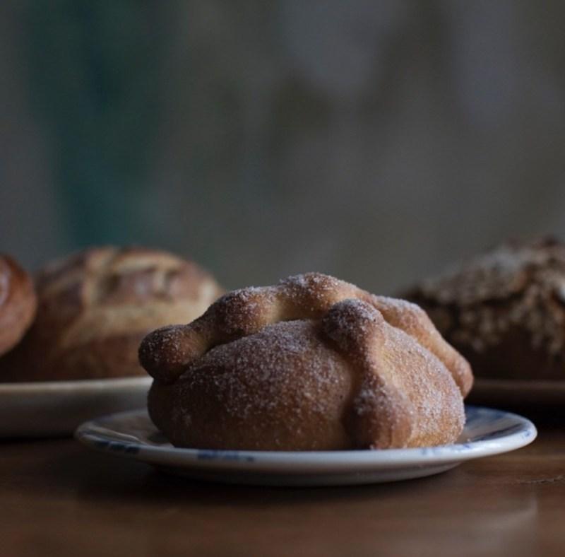 Los mejores panes de muerto en la CDMX. - Panes-de-muerto-CDMX-rosettapanmuerto