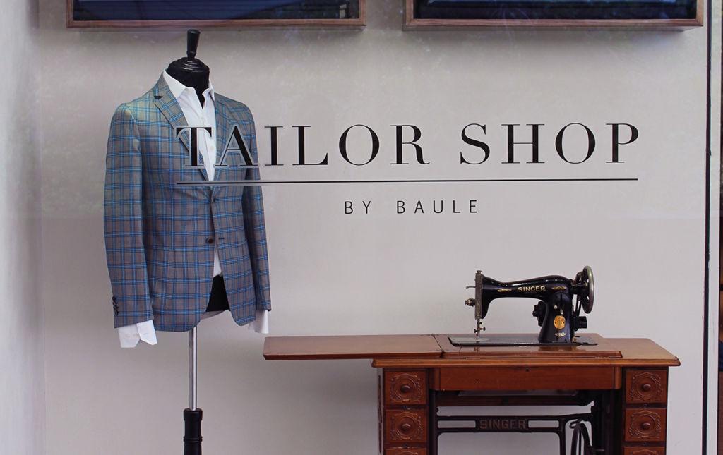 Baule Tailor Shop - Taylor shop Baule portada