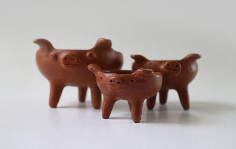 El colectivo 1050º, Innovando las tradiciones - Three-Little-Pigs-1050-Grados