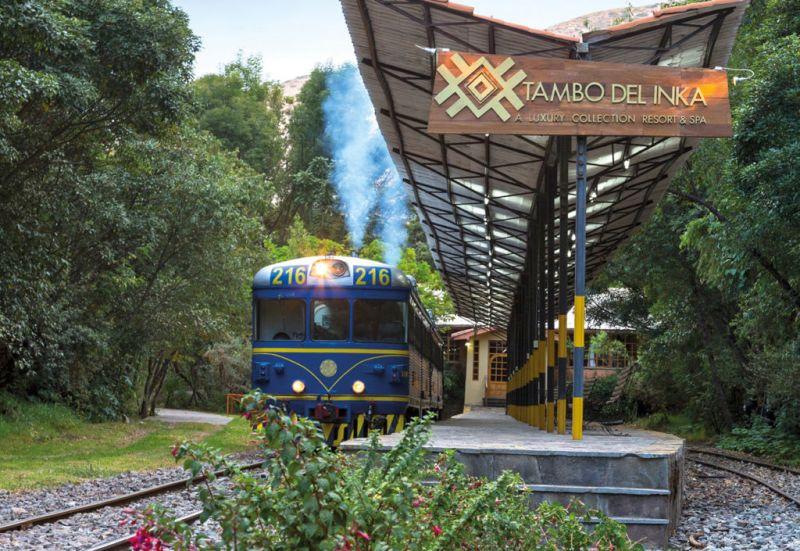 Tambo del Inka Resort - resort_tambo_station
