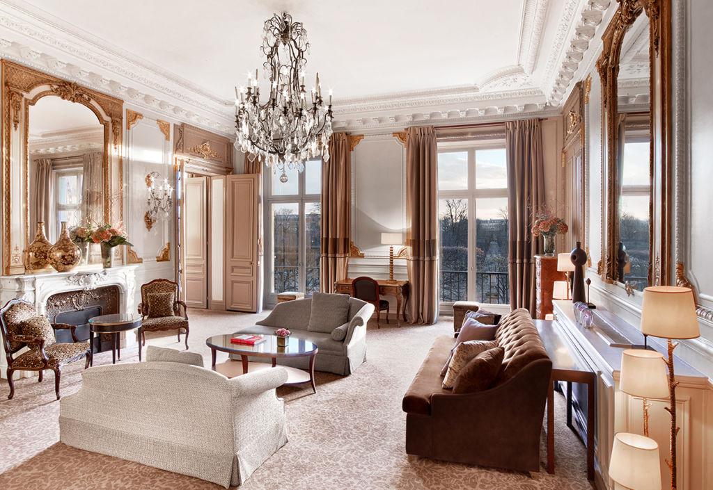The Westin Paris-Vendôme - westin_paris_suite_livingroom_PORTADA