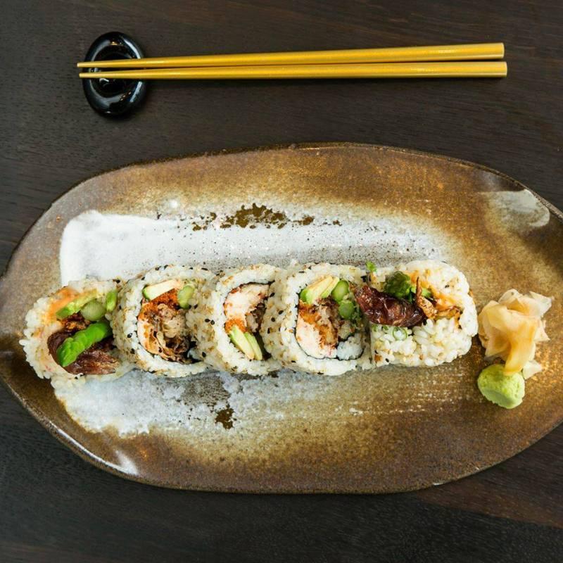 Makoto Okawa comparte con México la tradicional comida japonesa - 2.-Makoto