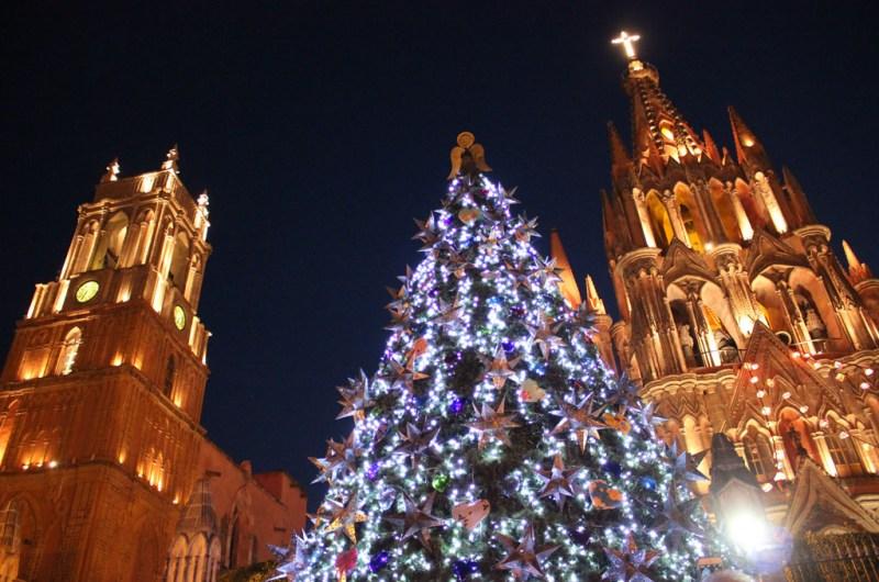 Los mejores destinos para viajar esta Navidad - 6.-Guanajuato-Lugares-viajar-en-navidad