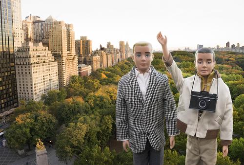 Vintage Barbie and Ken. Definición de un arte divertido y nostálgico - Barbie-3