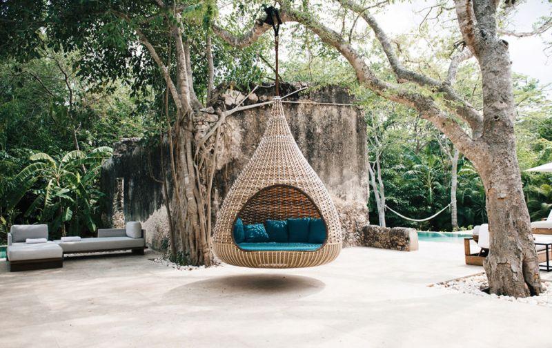 Hotel Chablé, la nueva joya en Yucatán. - Chablé-chair