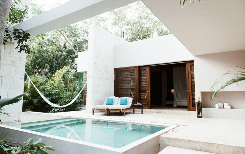 Hotel Chablé, la nueva joya en Yucatán. - Chablé-house