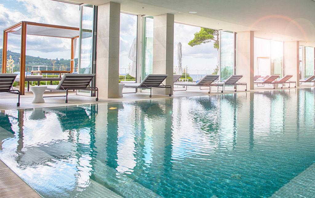 Hotel Villa Dubrovnik - Dubrovnik - pool portada