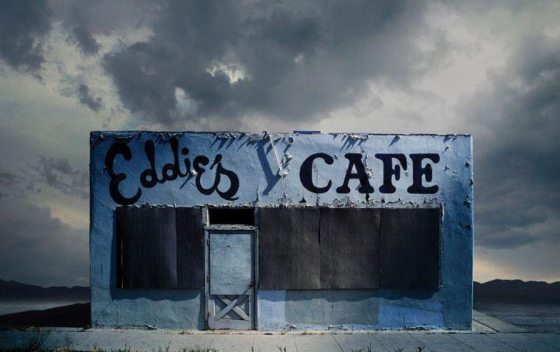 HOTphoto: Ed Freeman - Ed-Freeman-Eddie_s-Cafe