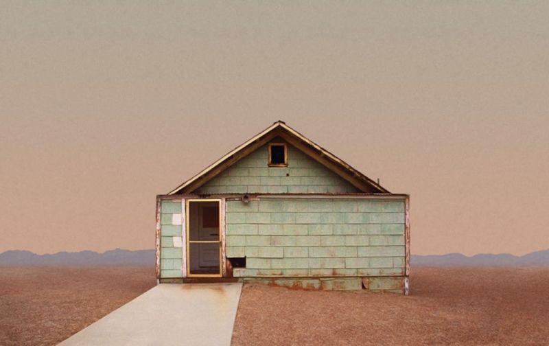 HOTphoto: Ed Freeman - Ed-Freeman-Trona-Plain-House