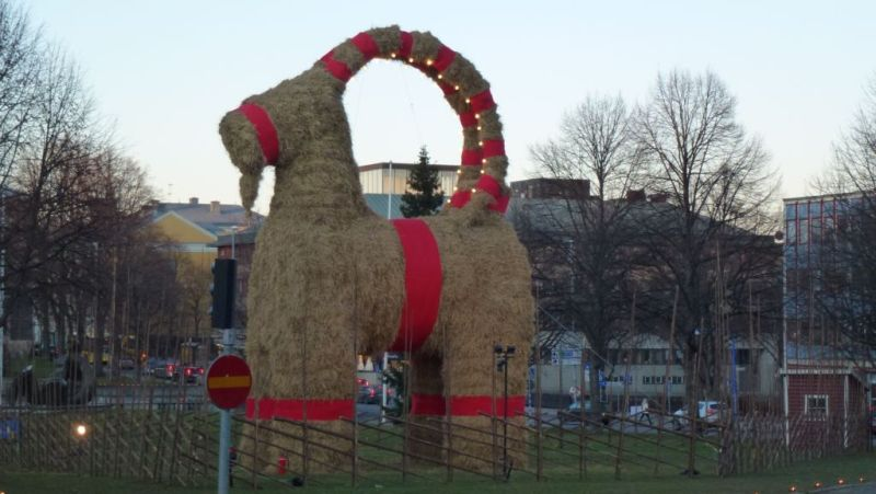 Tradiciones navideñas en el mundo - Tradiciones-navidenas-1.-Suecia
