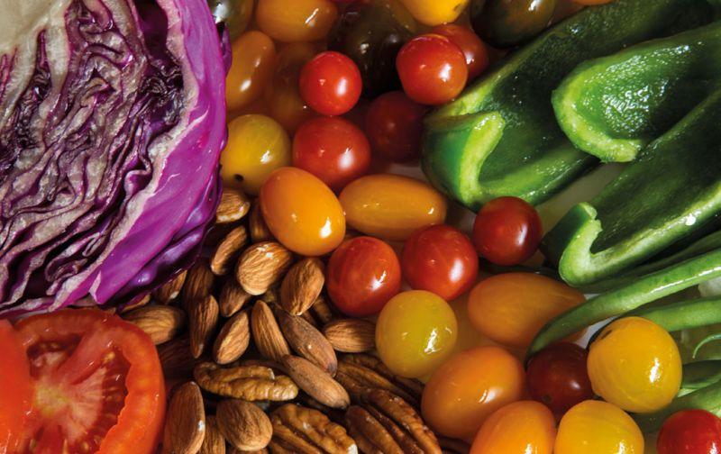 Dieta Baja en Emisiones - Verduras