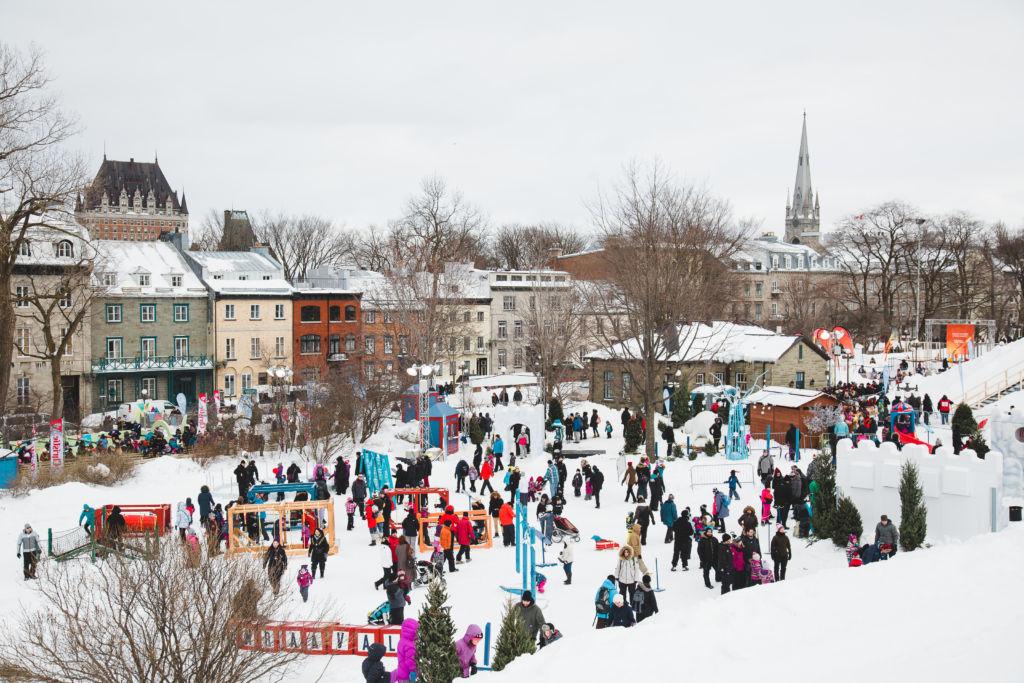 Festival de Invierno de Quebec - 1. Festival de Quebec (portada)