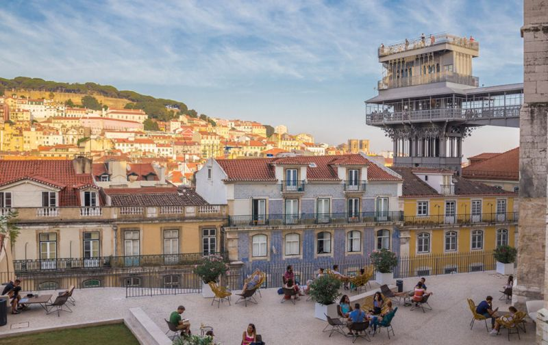 Lisboa, recorrido por la capital portuguesa. - LISBOA-4
