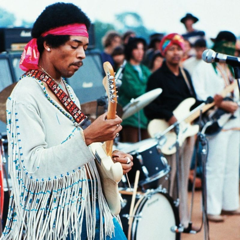 Algunos de los mejores conciertos de todos los tiempos - Mejores-conciertos-Jimi-Hendrix-1969