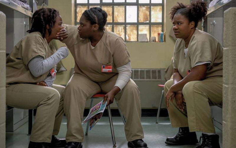 Orange is the new black. Otros estereotipos de la mujer. - OITNB-2