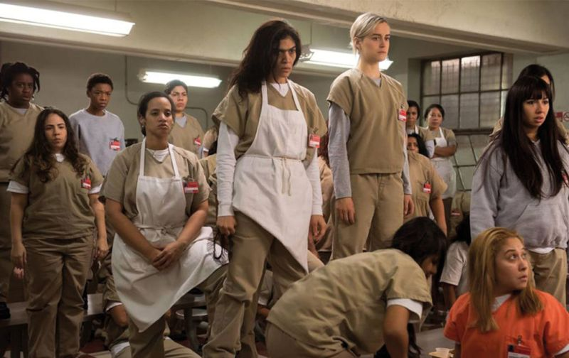 Orange is the new black. Otros estereotipos de la mujer. - OITNB-3