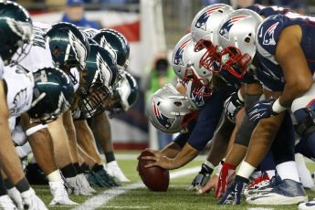 Super Bowl LII, Eagles – Patriots - Super Bowl 52 Football