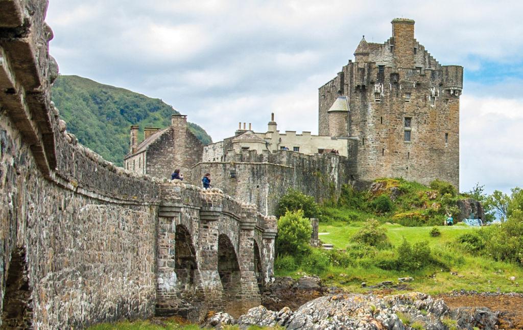 Isle of Skye - eilean donan castle