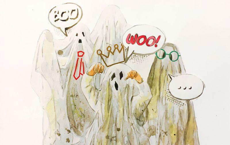 The Strange: Manuel Flores Kuri - ghosts