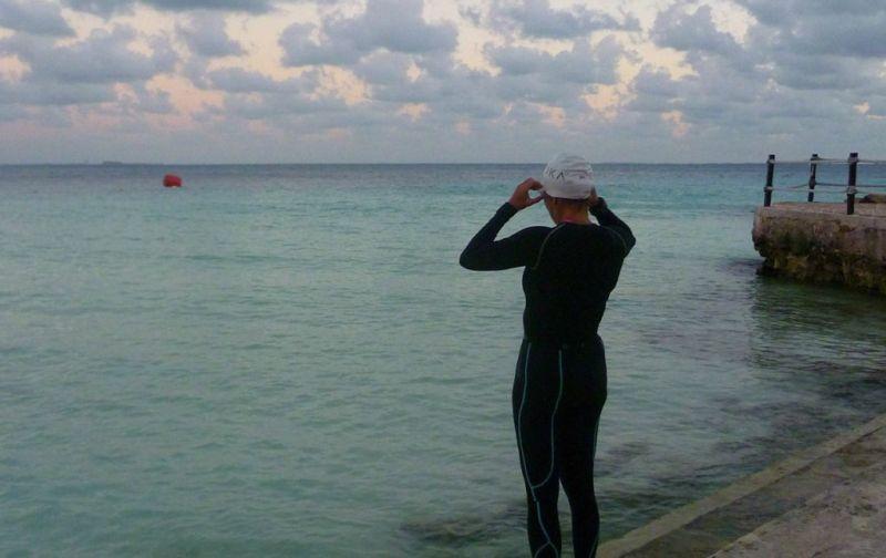Norma Bastidas - swim