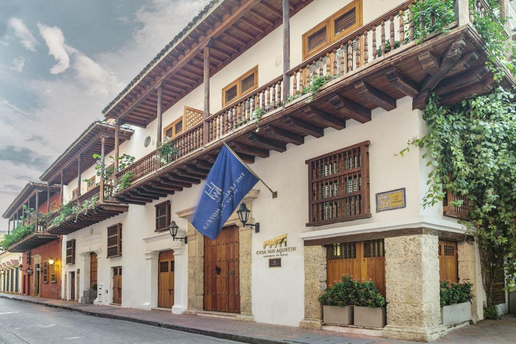 Casa San Agustín, Un paraíso en Cartagena de Indias. - Hotel Portada