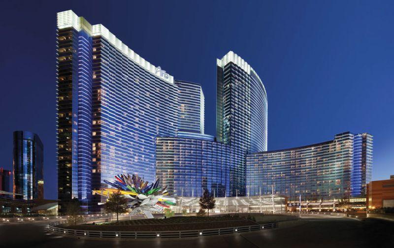 48 Horas en Las Vegas - LAS-VEGAS-ARIA-HOTEL