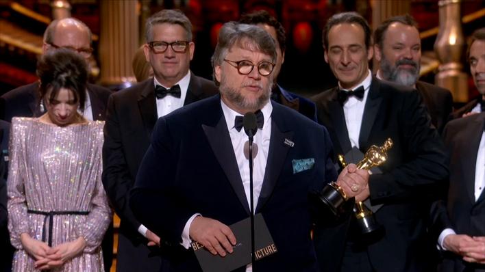 Los premios Óscar 2018 - Oscars 2018