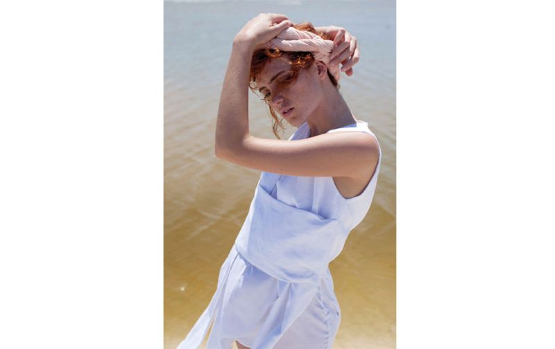 Shinae Park. Siluetas minimalistas para la mujer mexicana. - SHINAE-PARK-4