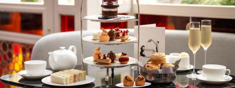 Los mejores tea rooms del mundo - The-Connaught-