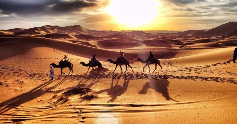 Los mejores destinos para viajar esta Semana Santa - marrakech