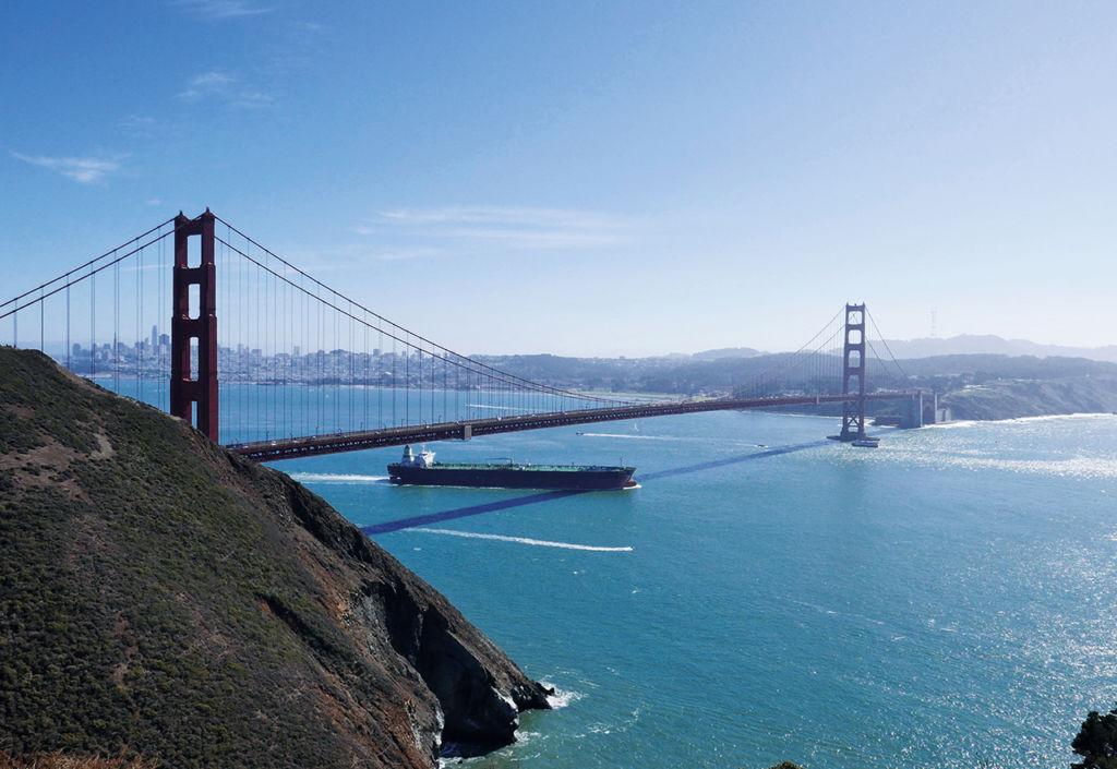 PCH Roadtrip de Santa Bárbara a San Francisco - travel_roadtrip_california_bridge_goldengate