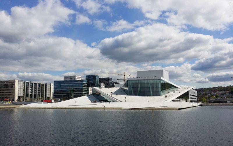 48 Horas en Oslo - OSLO-ÓPERA