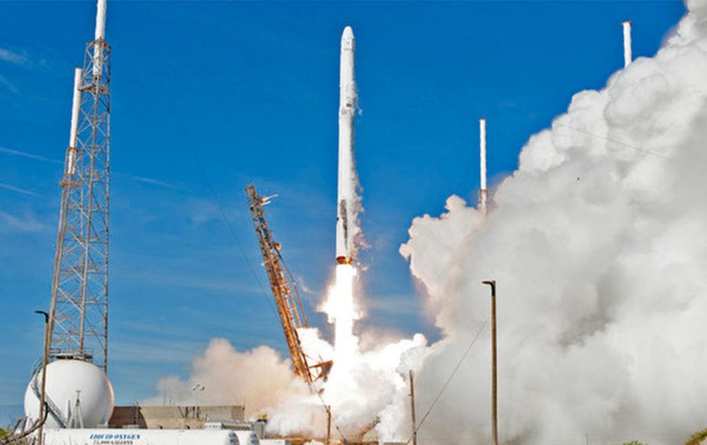 Elon Musk, nuestro camino a Marte - Rocket_portada