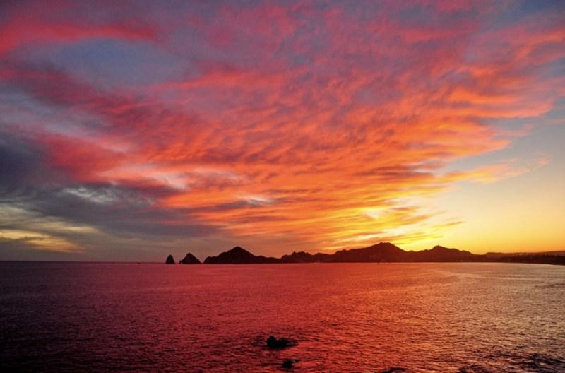 Los mejores spots para ver atardeceres en el mundo - Sunset-MonaLisa-Cabos