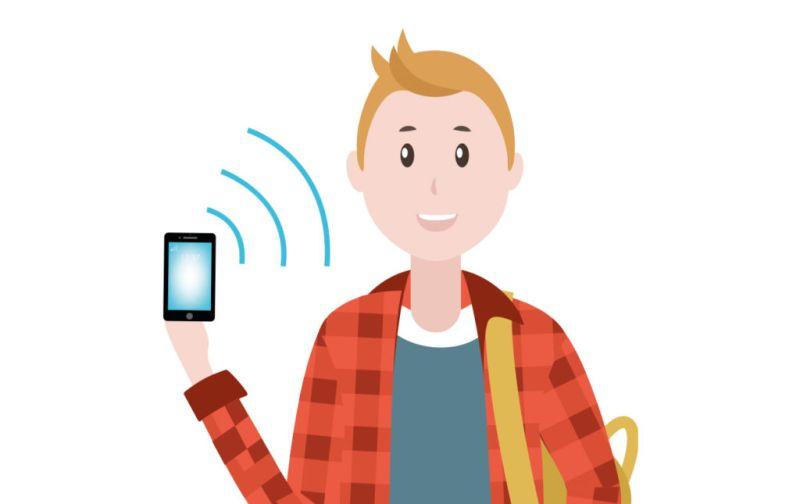 Tips para usar tu celular de forma sana - TIP-7