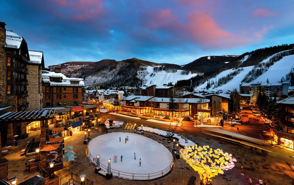 Sol y esquí en Vail. Las mejores actividades para esta temporada. - VAIL-TOWN
