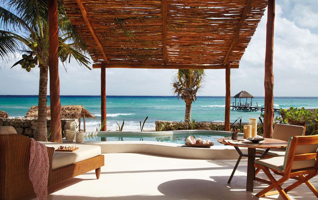 Viceroy Riviera Maya, un escape de ensueño al caribe mexicano. - VICEROY-BEACH FRONT VILLA